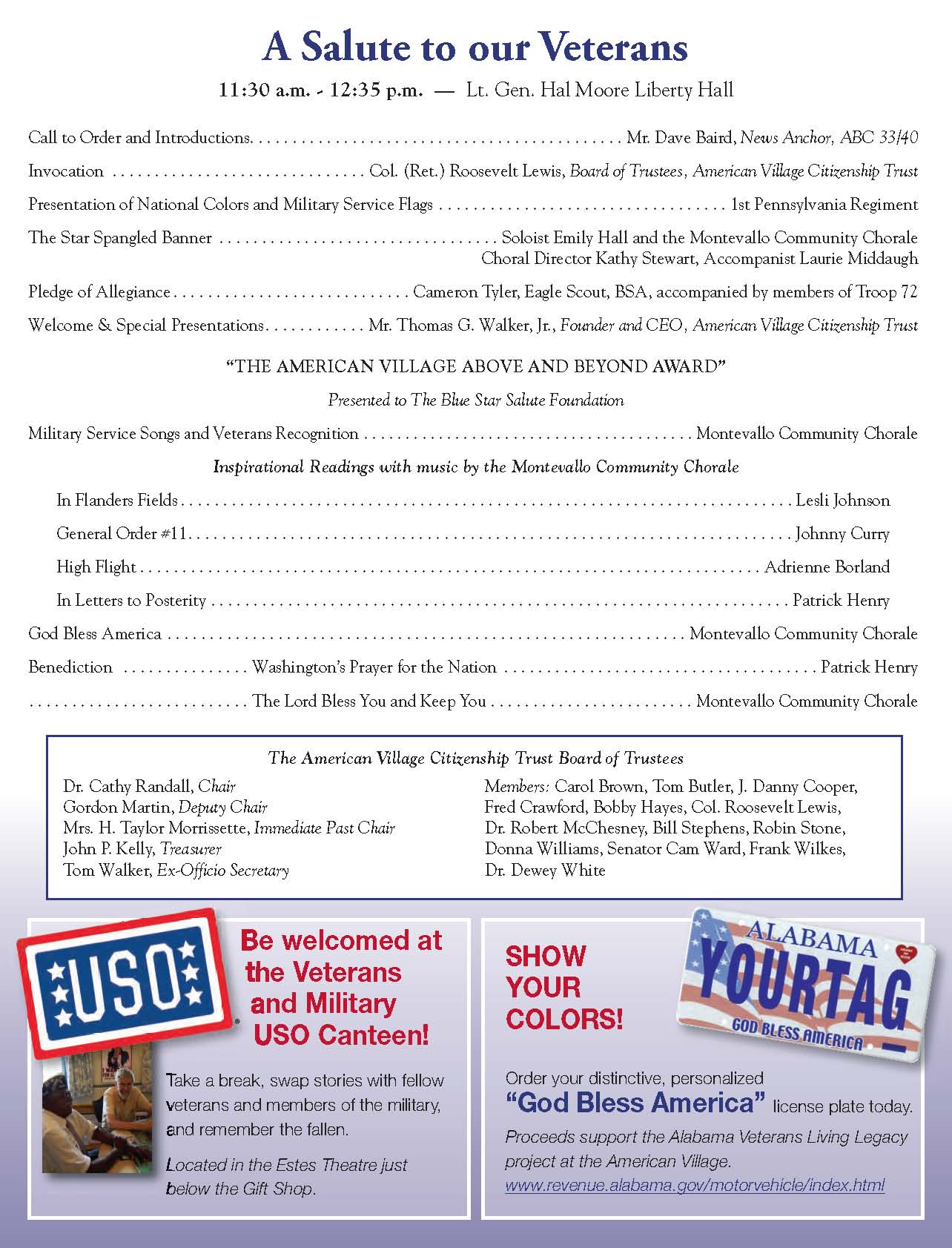 2013 Memorial Day Program Page 3