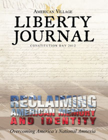 Liberty Journal cover