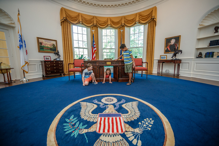 Oval Office exploration