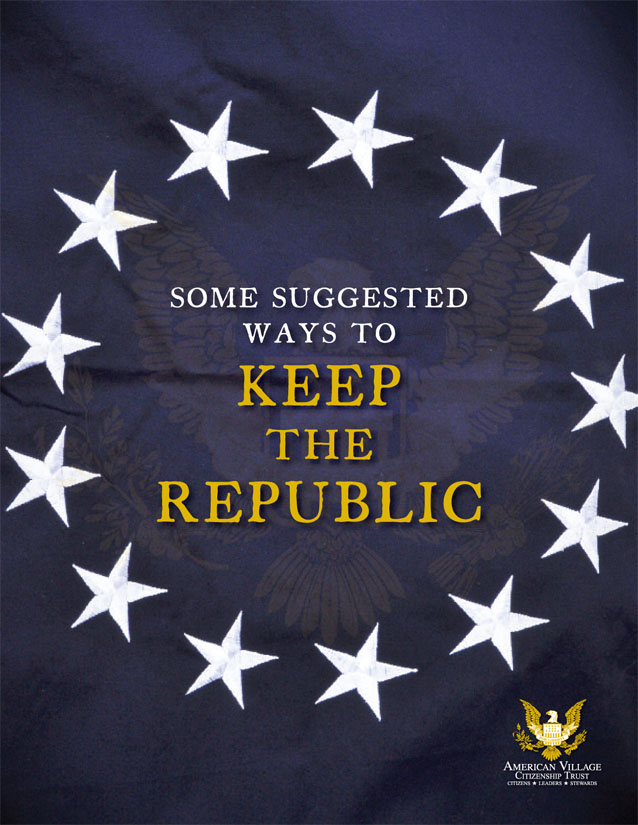 Ways to Keep the Republic_cover